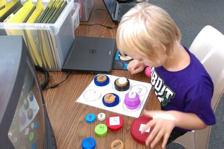 Varied Instruction at Cedar Ridge School