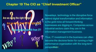 CIO as Chief Investment Officer