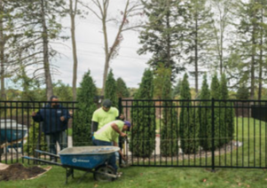 How to find your property lines when installing a fence Fence Xperts Proudly Serving the Chicagoland area. Chicago Fence Company. Chicagoland Area Fence Contractor.