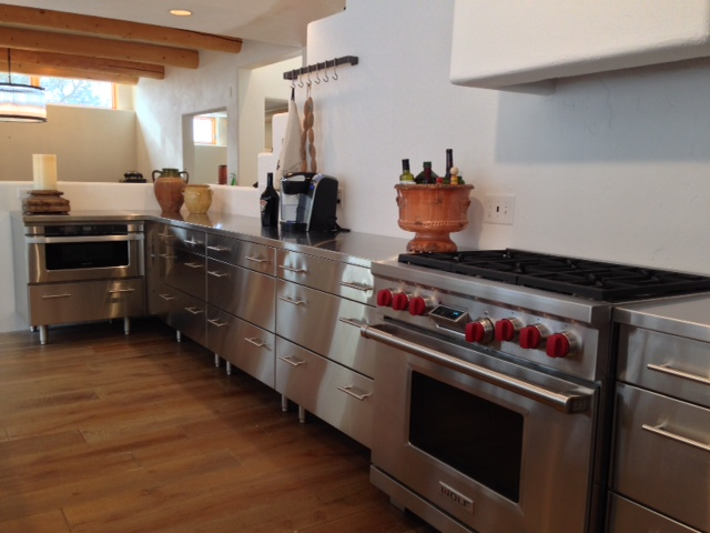 Stainless Steel Kitchens - Stainless Steel Kitchen Cabinets ...