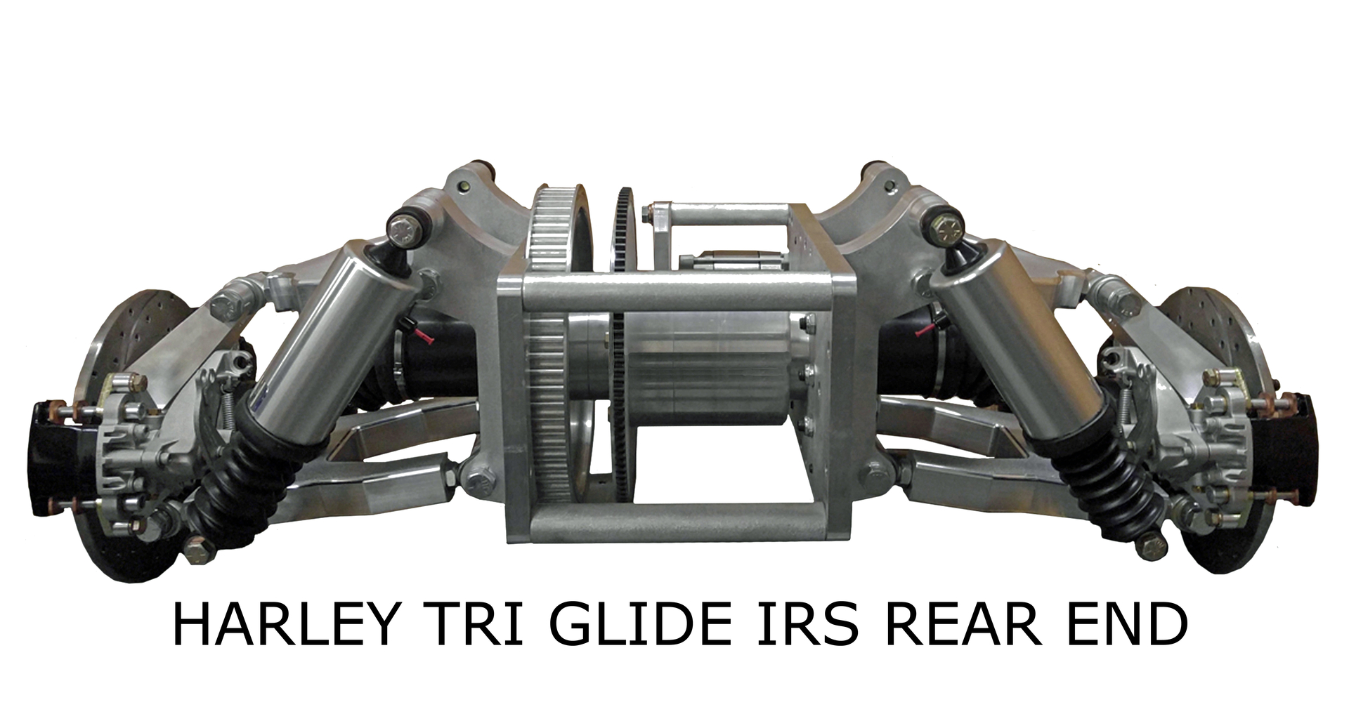 Trike Kits For Harley-davidson Trike Conversion- Irs Trike