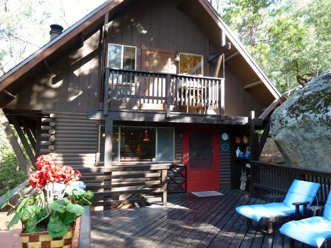 Boulder Creek Cottage