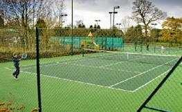 Picture of Belbroughton tennis club tennis court