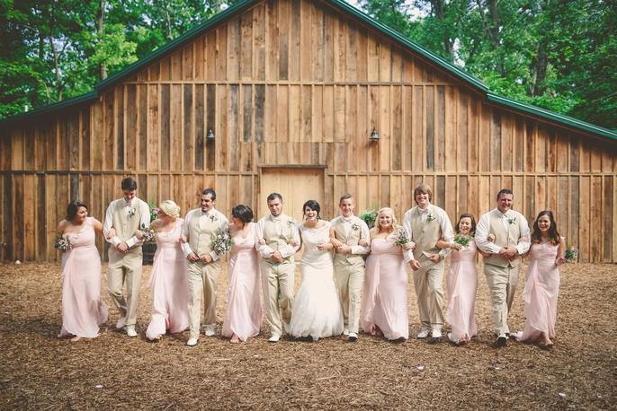 Rustic Oaks Weddings & Events Venue - Venue, Rustic Wedding