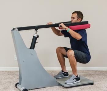 curves machine circuit workout 30-minute squat machine