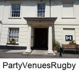 Party venues in Rugby