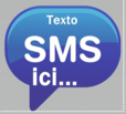 (SMS) Messagerie texte entrant seulement. / Texto.....