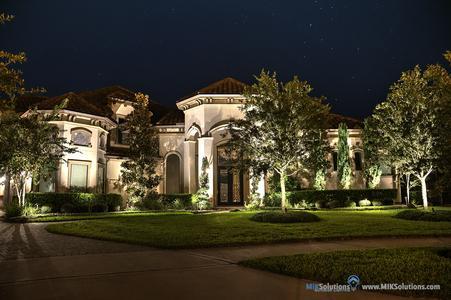 Landscape Lighting In Houston Tx Best Design Ideas For