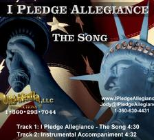 I Pledge Allegiance To The Flag - Music Cd Mp3