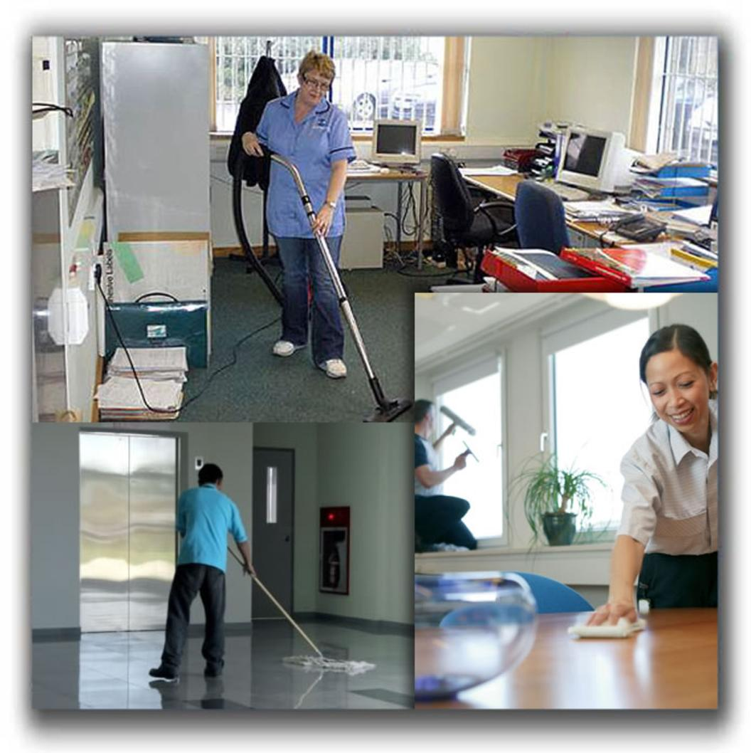 COMMERCIAL CLEANING JANITORIAL SERVICES BROWNSVILLE TX MCALLEN