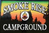 Smokerise Campground Sign