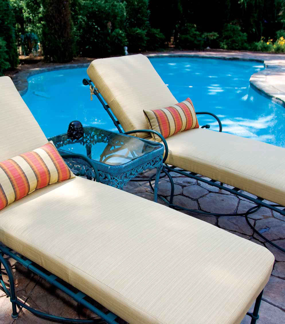 100 pool lounge cushions decor magnificent outdoor cushion