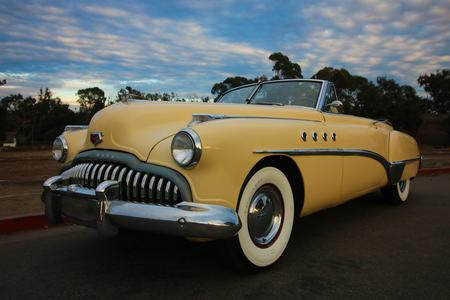 "1949 Buick Roadmaster 2dr Convertible Used in the movie ""Rain Man"""