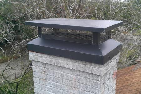 Affordable Chimney Cap Replacement Services and Cost Las Vegas NV| McCarran Handyman Services