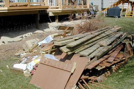 Best Deck Haul Away Deck Removal Service in Lincoln NE LNK Junk Removal