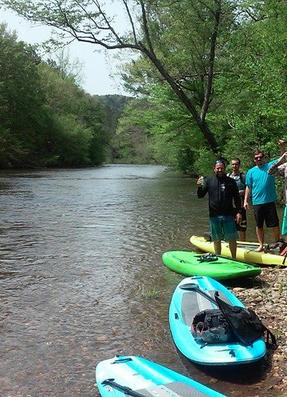 Ocoee Paddleboarding Ocoee river tours SUP Board and Kayak rentals