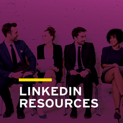 Link to a learning module with LinkedIn instructions.