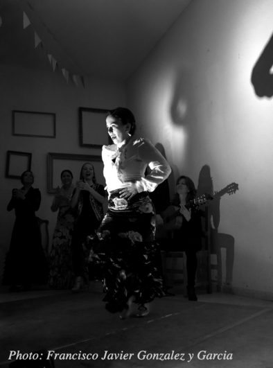 flamenco guitar and dance in Seville, Spain