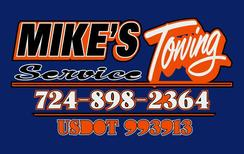 Mike's Towing Valencia, PA
