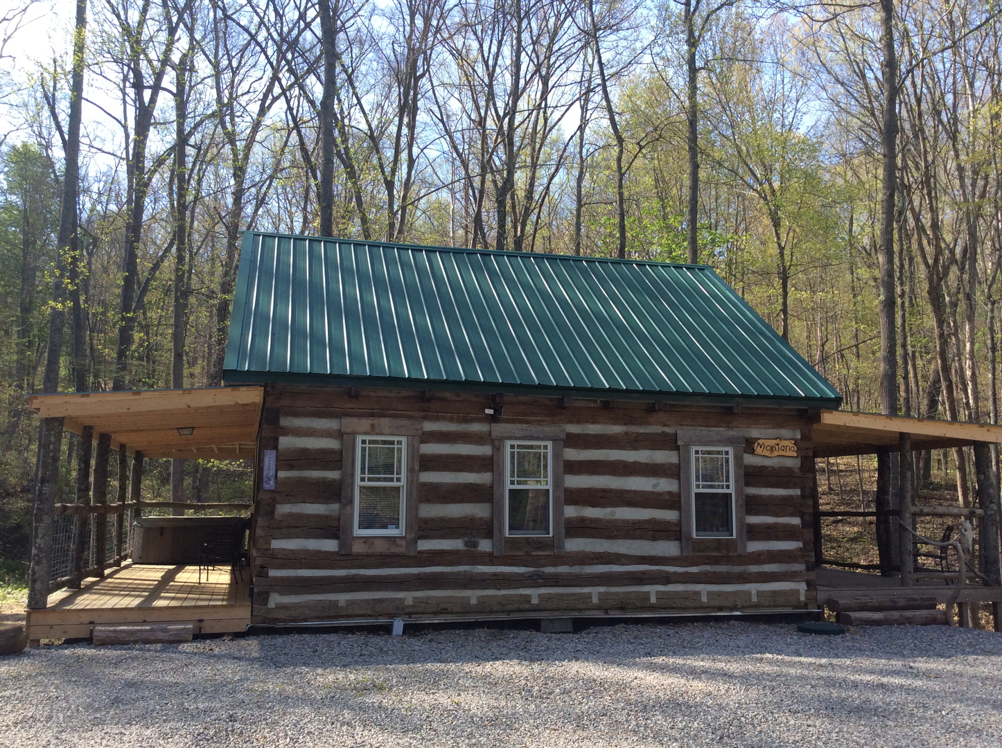 ohio hocking in via the hills best buffalo facebook company logan cabins lodging