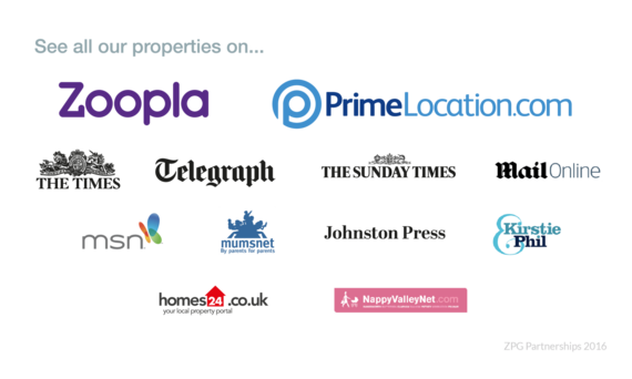 Publications and websites showing properties for rent by Atkins Residential Letting Agency