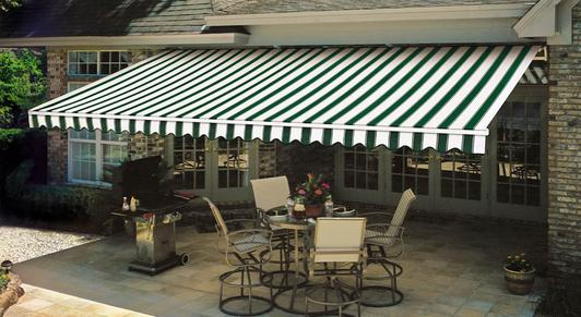 Non-Retractable Awning Installation Services in Lincoln, NE | Lincoln Handyman Services