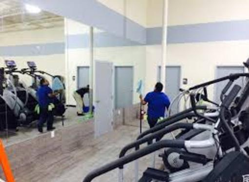 Fitness Center Cleaning Company in Edinburg Mission McAllen area TX RGV JANITORIAL SERVICES