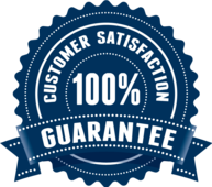 Costumer Satisfaction 100% Guarantee