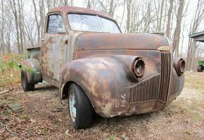 1946 Studebaker M5 Pick Up Truck project