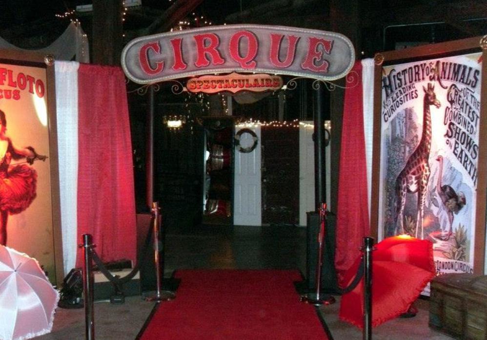 Nashville TN Themed Event Decor