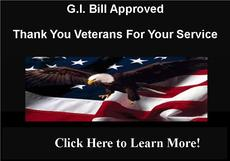 GI Bill - Military Veteran Training