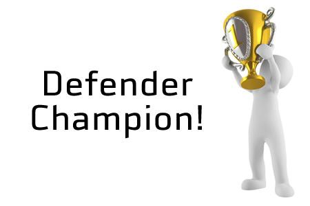 Become an Atus Defender champion