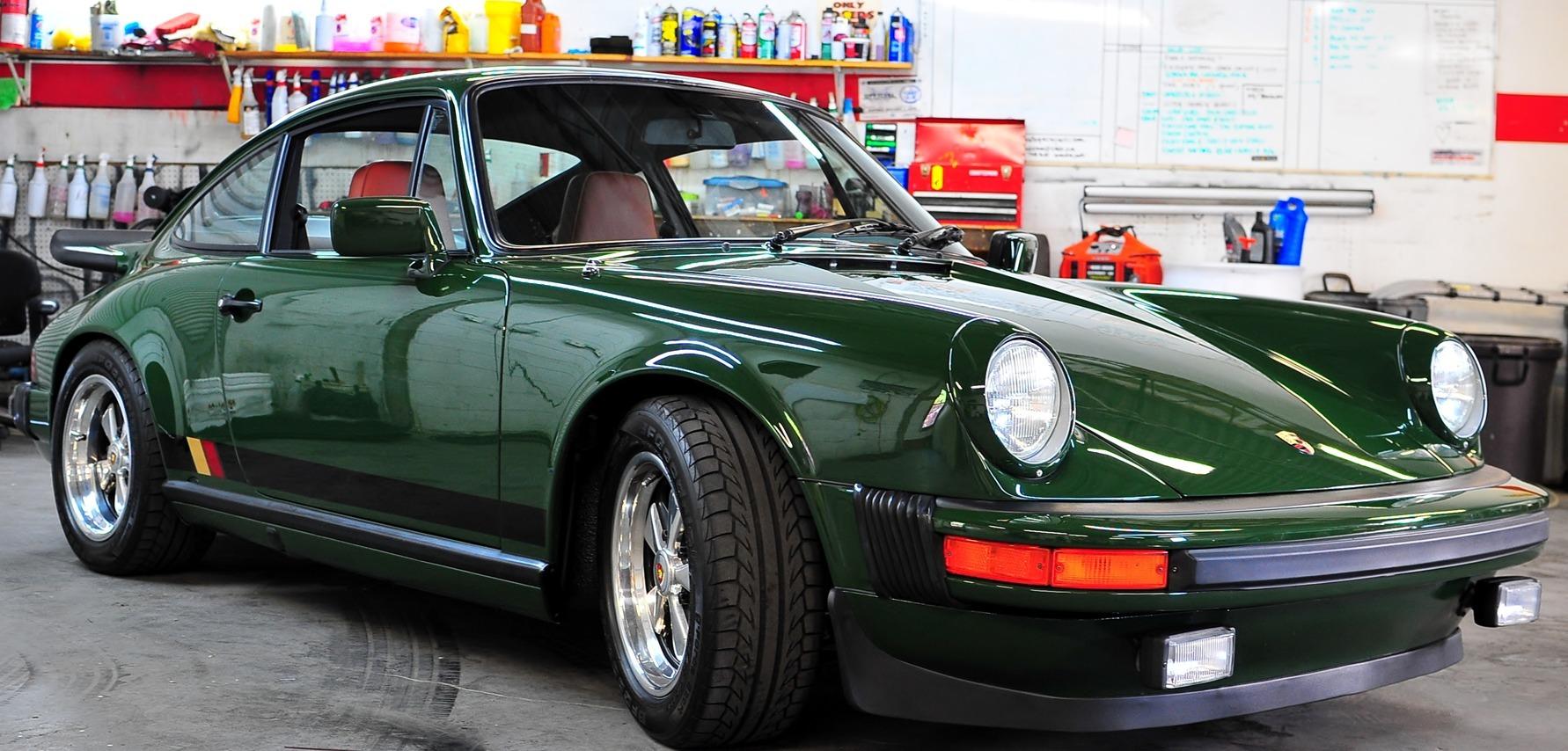 CheckPoint Auto Marietta GA,Porsche Restoration