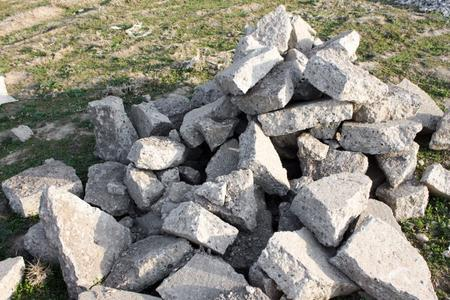 Broken Concrete Haul Away Rock and Concrete Removal Services In Omaha NE | Omaha Junk Disposal