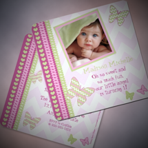 birthday invitations and party accessories for ages 1 through 105 from babys, kids, preteens and teens to sweet 16, bat and bar mitzvah, quinceanera, adult and mature adult