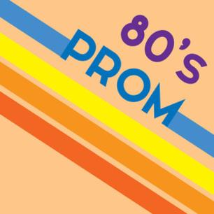 80's Prom playlist cover