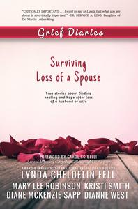 Grief Diaries Surviving Loss of a Spouse book