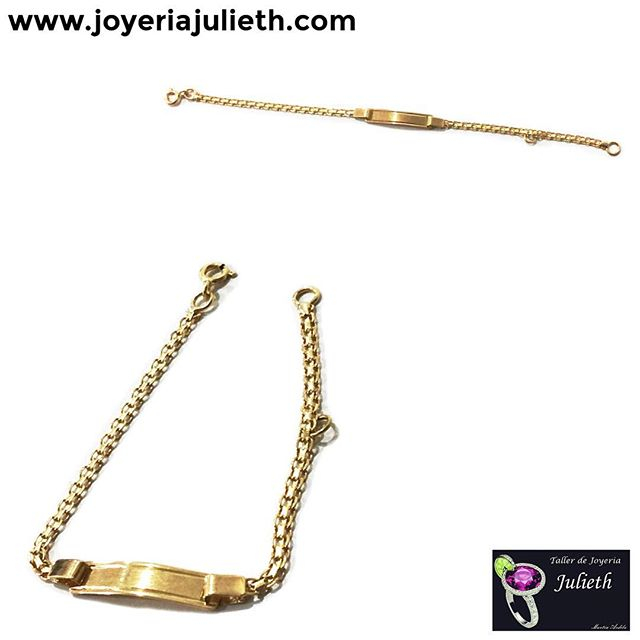 87810144ba58 Pulseras - oro 18 kilates - plata - cucuta - joyeria julieth