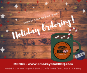 Click Here For Holiday Menus and Ordering