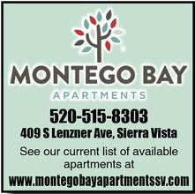 Real Estate Press, Southern Arizona, Montego Bay Apartments