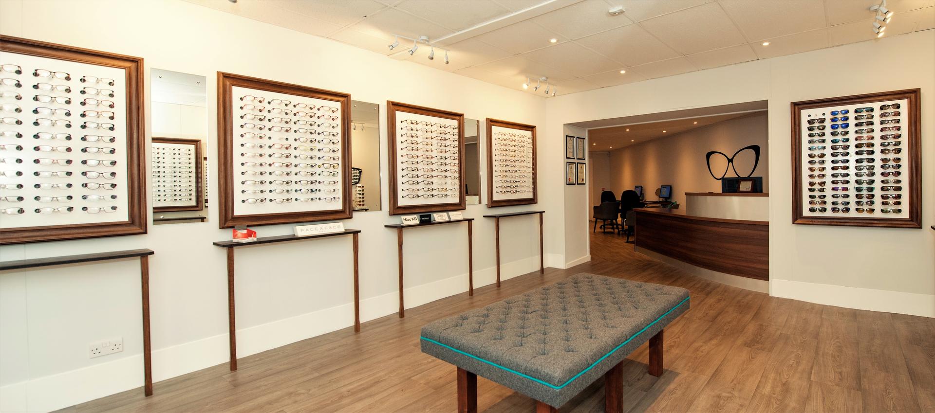 76fbb648406 Dunne   Drennan Eyecare - Eye Tests
