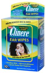 Clinere Ear Wipes