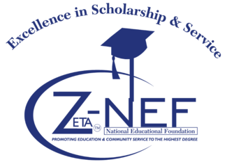 Zeta National Educational Foundation Logo