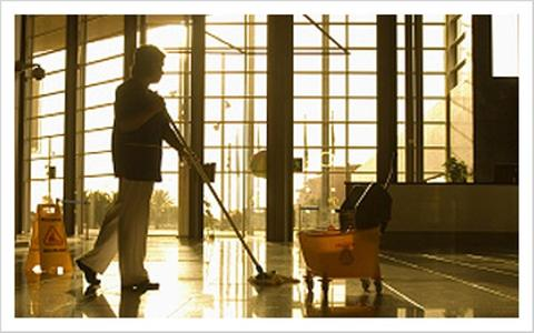 Best Commercial Building Cleaning Company in Las Vegas Nevada MGM Household Services
