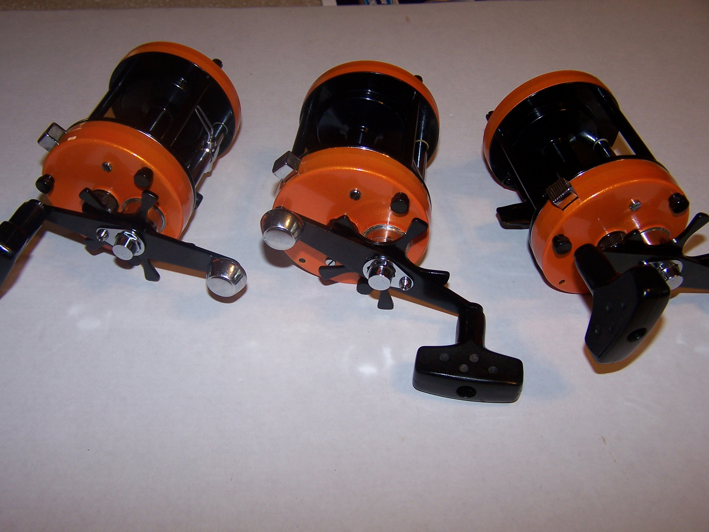 Reel Kolors Custom Reel Refinishing