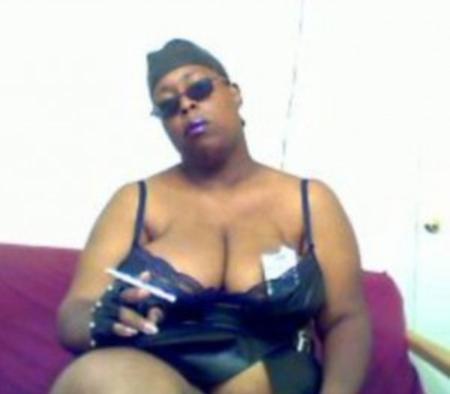black femdom Mistress