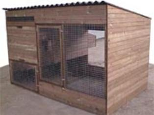 chicken coop or hen house for sale
