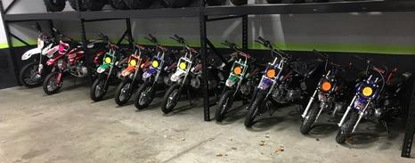 PitBikes-Eastcentralmotorsports