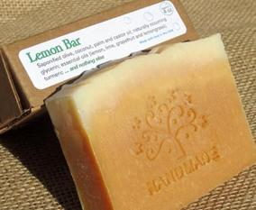Lemon Bar Soap