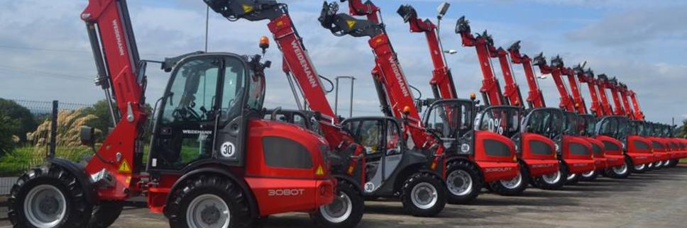 Contact your Local Weidemann Ireland Dealer today!